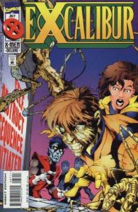 Excalibur (1988 series) #87, NM- (Stock photo)