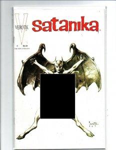 Satanika vol.1 #0 - Verotik - Near Mint