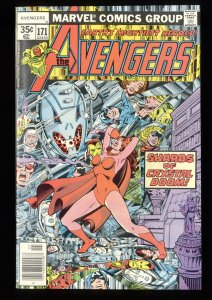 Avengers #171 NM+ 9.6 Ultron!