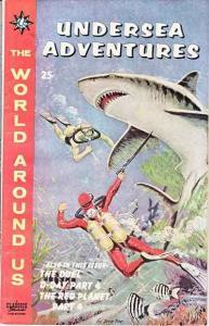 World Around Us #30, VG+ (Stock photo)