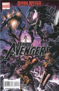 Dark Avengers 2 NM Deodato 2nd print variant