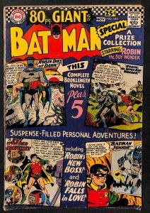 Batman #185 (1966)