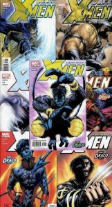 X MEN 428-434 The DRACO Nightcrawler's origin