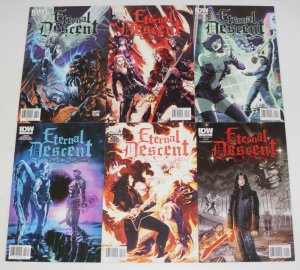 Eternal Descent vol. 2 #1-6 VF/NM complete series - llexi leon - Gus G - set B