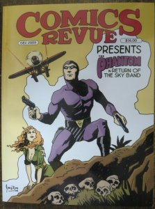 COMICS REVUE #283/284 (December 2009) VF-NM Roy Crane! Milt Caniff! Mac Raboy