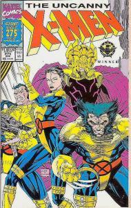 X-Men #275 (Apr-91) NM- High-Grade X-Men