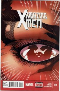 Amazing X-Men #18 (2014 v2) Juggernaut NM