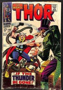 Thor #146 GD 2.0 Marvel Comics