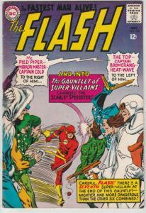 Flash, The #155 (Sep-65) FN/VF+ High-Grade Flash