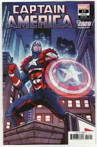 Captain America #17 Coello 2020 Variant (Marvel, 2020) NM
