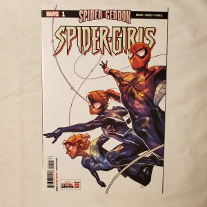 Spider-Girls 1 Near Mint Cover by Yasmine Putri