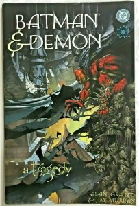 BATMAN & DEMON: A TRAGEDY#1 VF 2000 ELSEWORLD DC COMICS