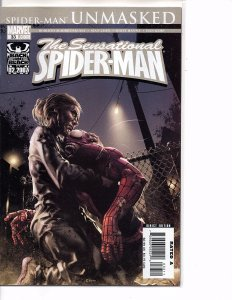 Marvel Comics The Sensational Spider-Man #33 Back in Black