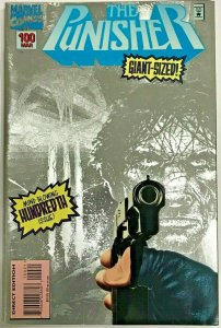 PUNISHER#100 VF/NM 1995 MARVEL COMICS