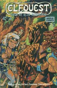 Elfquest: Siege at Blue Mountain #5, NM (Stock photo)