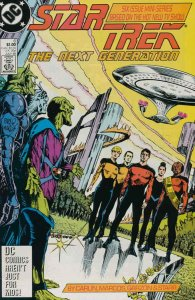 Star Trek: The Next Generation (Mini-Series) #6 FN; DC   save on shipping - deta