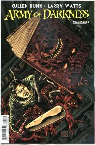 ARMY OF DARKNESS V4 #2 A, NM-, 2014, Horror,Ash,Bruce Campbell,more AOD in store