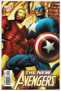 New Avengers #6 (Marvel, 2005) FN/VF