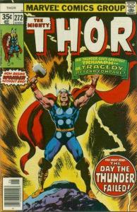 Thor (1966 series) #272, NM- (Stock photo)