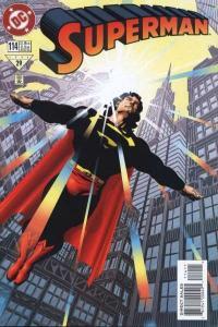 Superman (1987 series) #114, NM (Stock photo)