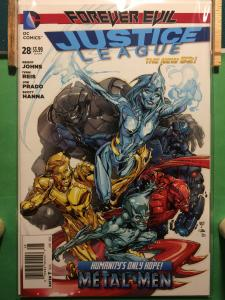 Justice League #28 The New 52 FOREVER EVIL