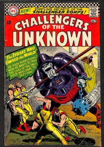 Challengers of the Unknown #49 (1966)