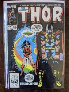 Thor #336 (1983)