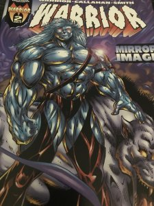 Ultimate Collections Warrior #2 Mint Extremely Rare