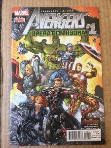 Avengers: Operation Hydra #1 (2015)
