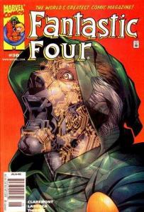 Fantastic Four (1998 series) #30, NM + (Stock photo)