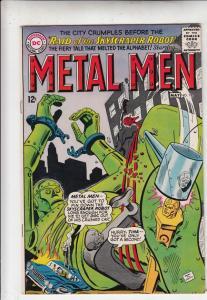 Metal Men #13 (May-65) VF/NM High-Grade Metal Men (Led, Tina, Tin, Gold, Merc...