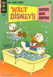 Walt Disney's Comics and Stories #330 VF/NM; Dell | save on shipping - details i
