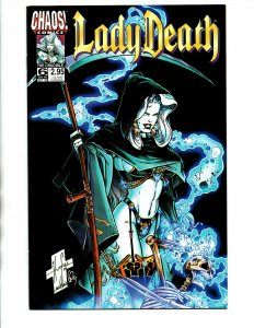 Lady Death The Crucible #6 - Chaos - (-NM)