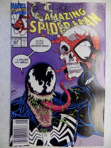 AMAZING SPIDER-MAN # 347