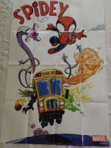 SPIDEY Promo Poster, 24 x 36, 2016, MARVEL, Unused more in our store 226