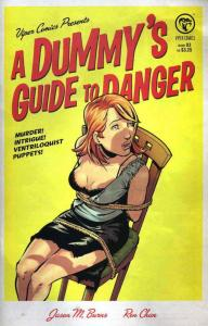 Dummy's Guide to Danger, A #3 VF/NM; Viper | save on shipping - details inside