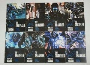 Stan Lee's the Traveler #1-12 VF/NM complete series - A variants - mark waid set