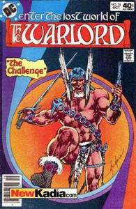 Warlord (1976 series) #26, VF+ (Stock photo)