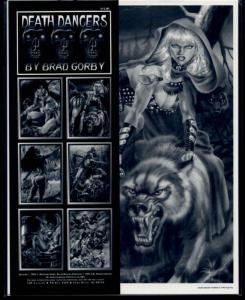 DEATH DANCERS BRAD GORBY Fantasy Femme Folio