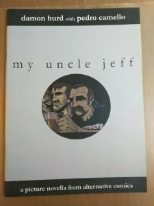 My Uncle Jeff by Damon Hurd (graphic novella 2003) alternative comics
