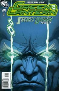 Green Lantern (4th Series) #35 VF; DC | save on shipping - details inside