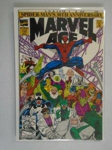 Marvel Age #114 Spider-Man 30th Anniversary 8.0 VF (1992)