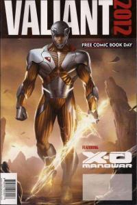 Valiant Comics FCBD 2012 Special #1, NM + (Stock photo)