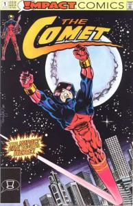 Comet (1991 series) #1, NM (Stock photo)