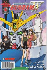 Mobile Suit Gundam Wing #11 VF; Mixx | save on shipping - details inside