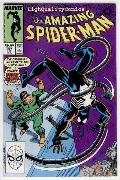 SPIDER-MAN #297, VF/NM, Doctor Octopus, Amazing, 1963, more ASM in store