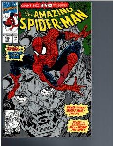 The Amazing Spider-Man #350 (1991)