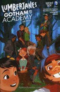Lumberjanes/Gotham Academy #1 VF/NM; Boom! | save on shipping - details inside