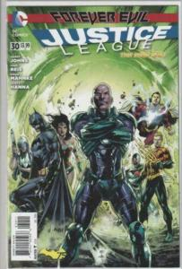 JUSTICE LEAGUE #30 New 52 1st Jessica Cruz DC 1st Print VF/NM to NM-