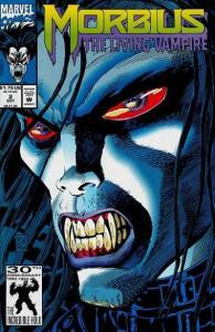 Morbius: The Living Vampire (1992 series) #2, NM- (Stock photo)